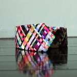 handmade woven tie, Christoffer