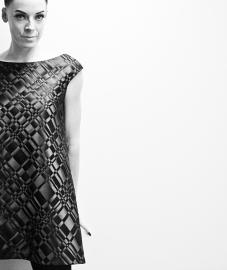 IBO black dress