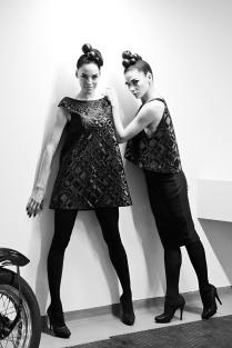 IBO black dresses