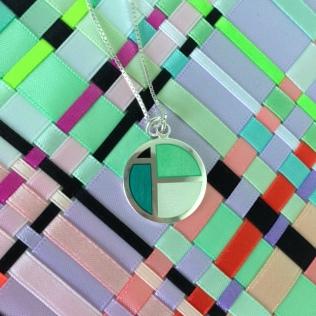 IBO necklace MTBW, 22mm diameter